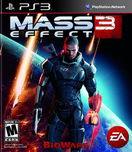 Mass Effect 3 para PS3