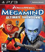 Megamind: Ultimate Showdown para PS3