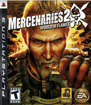 Mercenaries 2: World in Flames para PS3