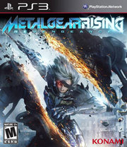 Metal Gear Rising: Revengeance para PS3