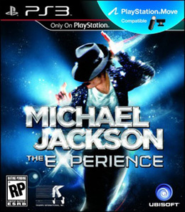Michael Jackson The Experience para PS3