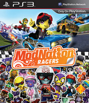 ModNation Racers para PS3