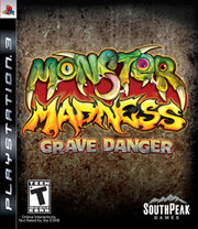 Monster Madness: Grave Danger para PS3