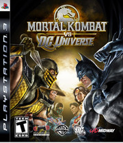 Mortal Kombat vs DC Universe para PS3
