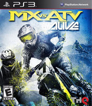 MX vs. ATV Alive para PS3