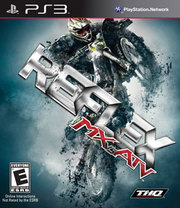 MX vs. ATV Reflex para PS3