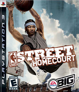 NBA Street Homecourt para PS3