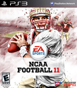 NCAA Football 11 para PS3
