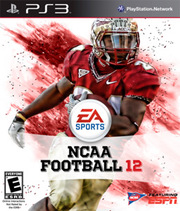 NCAA Football 12 para PS3