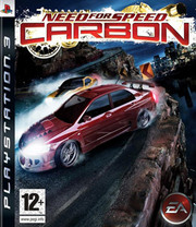 Need for Speed Carbon para PS3