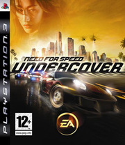 Need for Speed Undercover para PS3