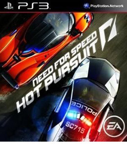 Need for Speed: Hot Pursuit para PS3