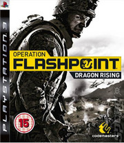 Operation Flashpoint: Dragon Rising para PS3