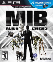 Men In Black: Alien Crisis para PS3