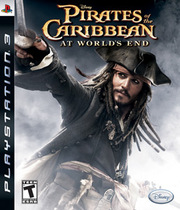 Pirates of the Caribbean: At World-s End para PS3