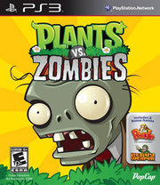 Plants vs. Zombies para PS3