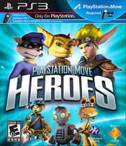 PlayStation Move Heroes para PS3