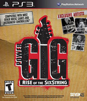 Power Gig: Rise of the SixString para PS3