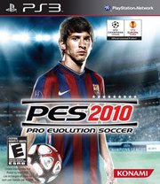 Pro Evolution Soccer 2010 para PS3