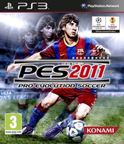Pro Evolution Soccer 2011 para PS3