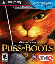 Puss in Boots para PS3