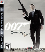 007 Quantum of Solace para PS3