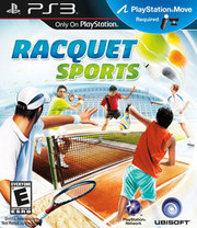 Racquet Sports para PS3