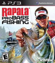 Rapala Pro Bass Fishing para PS3