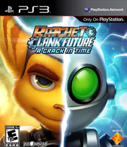 Ratchet & Clank Future: A Crack in Time para PS3