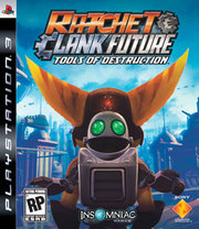 Ratchet & Clank Future: Tools of Destruction para PS3