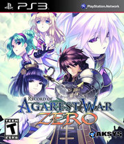 Record of Agarest War Zero para PS3