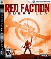 Red Faction: Guerrilla para PS3