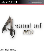 Resident Evil 4 HD (old) para PS3