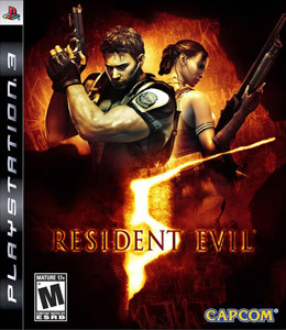 Resident Evil 5 para PS3