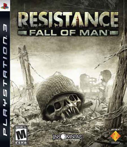 Resistance: Fall of Man para PS3