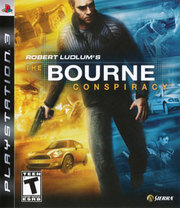 Robert Ludlum's The Bourne Conspiracy para PS3