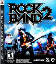 Rock Band 2 para PS3
