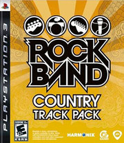Rock Band Country Track Pack para PS3