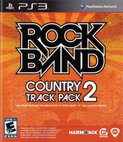 Rock Band: Country Track Pack 2 para PS3