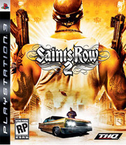 Saints Row 2 para PS3