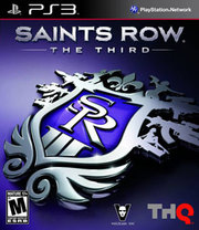 Saints Row: The Third para PS3
