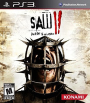 Saw II: Flesh & Blood para PS3