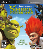 Shrek Forever After para PS3