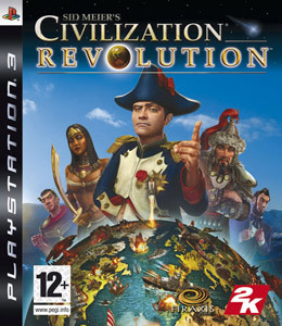 Sid Meier-s Civilization Revolution para PS3
