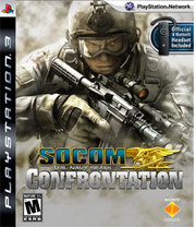 SOCOM: U.S. Navy SEALs Confrontation para PS3