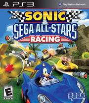 Sonic & Sega All-Stars Racing para PS3