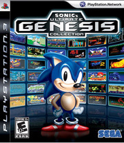 Sonic-s Ultimate Genesis Collection para PS3