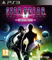 Star Ocean: The Last Hope International para PS3