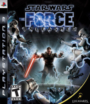 Star Wars: The Force Unleashed para PS3