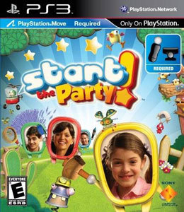 Start the Party para PS3